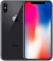 iPhone X 64GB GRAY ( Mỹ - LL/A )