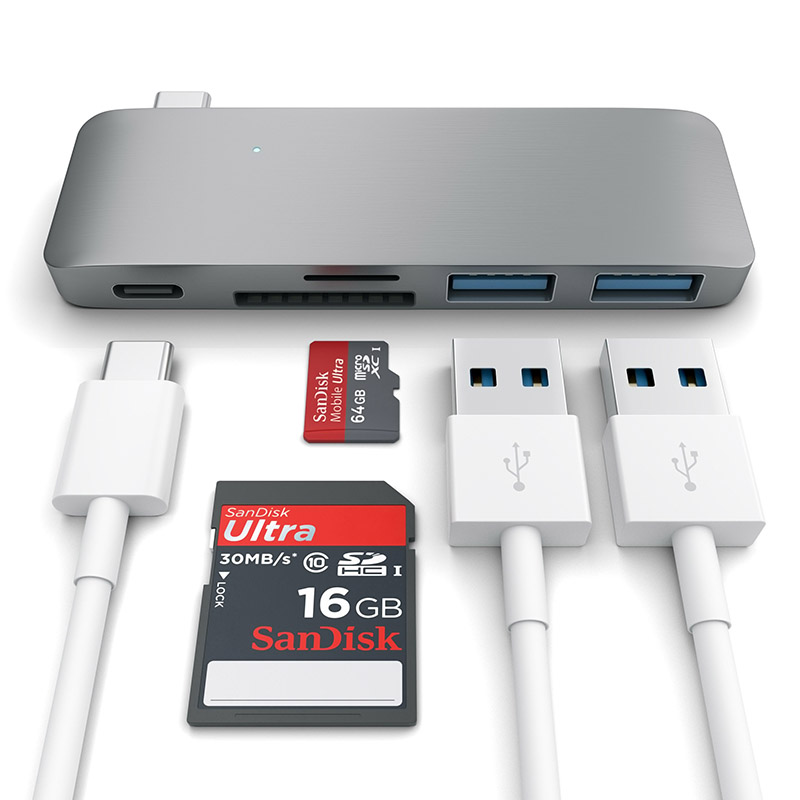 HyperDrive USB Type-C 5-in-1 Hub