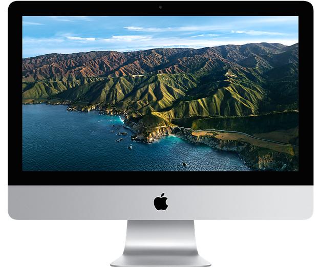 """iMac 2020 21.5"""" i5 2.3GHz 4K SSD 256GB - MHK03SA/A"""