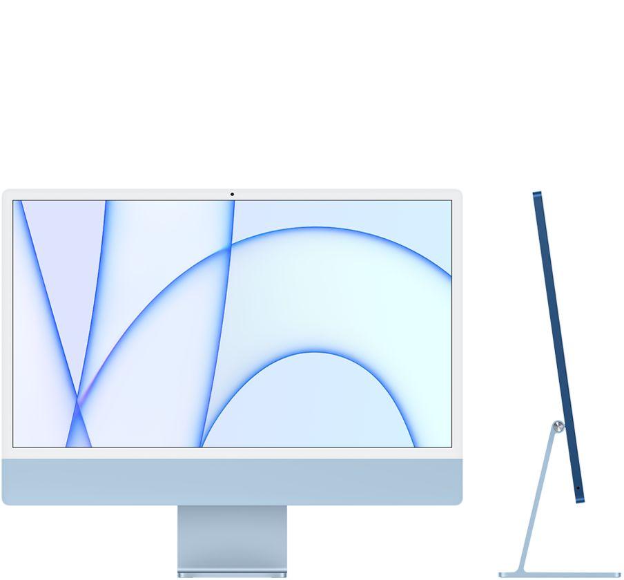 "iMac 2021 24"" M1 8GPU 256GB Blue"