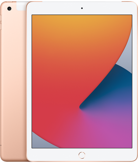 iPad Gen 8 (2020) LTE 32GB Gold