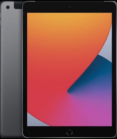 iPad Gen 8 (2020) LTE 128GB Space Gray
