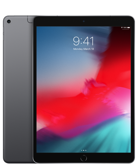 iPad Air 2019 LTE 64GB Space Gray