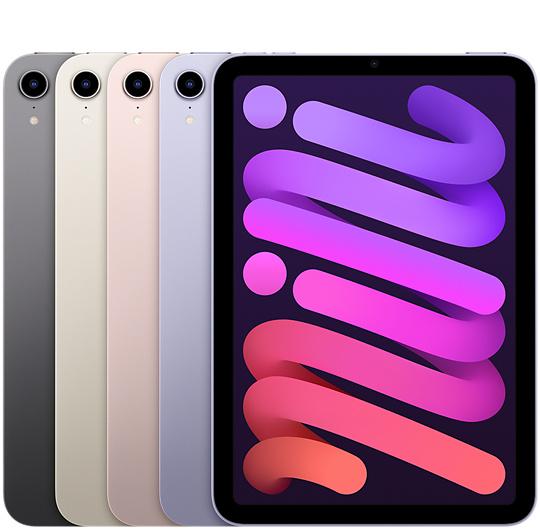 iPad Mini 2021 WIFI 64GB ( LL/A ) - Bảo hành 12 tháng
