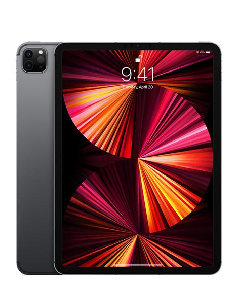 iPad Pro 11 2021 LTE Space Gray 128GB