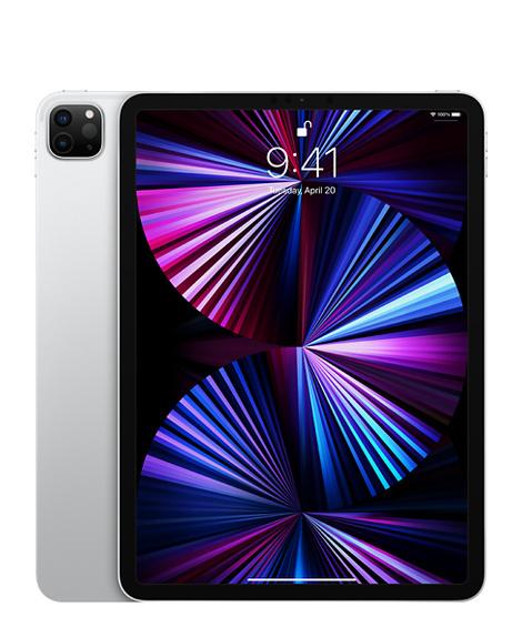 iPad Pro 11 2021 WIFI Silver 128GB