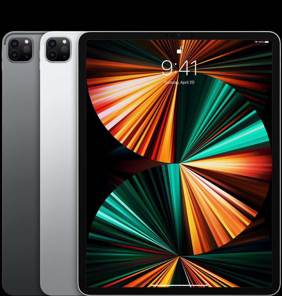 "iPad Pro 12.9"" 2021 WIFI 128GB ( LL/A - BH 12 tháng )"