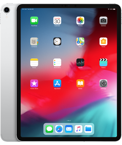 iPad Pro 12.9 (2018) LTE 64GB Silver