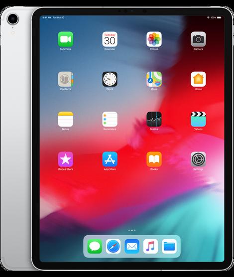 iPad Pro 12.9 (2018) WIFI 64GB Silver
