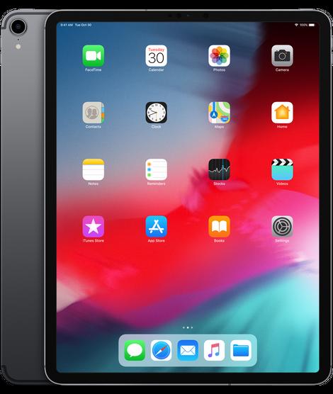 iPad Pro 12.9 (2018) LTE 64GB Space Gray