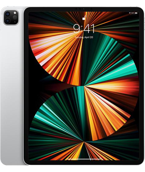 iPad Pro 12.9 2021 WIFI Silver 128GB
