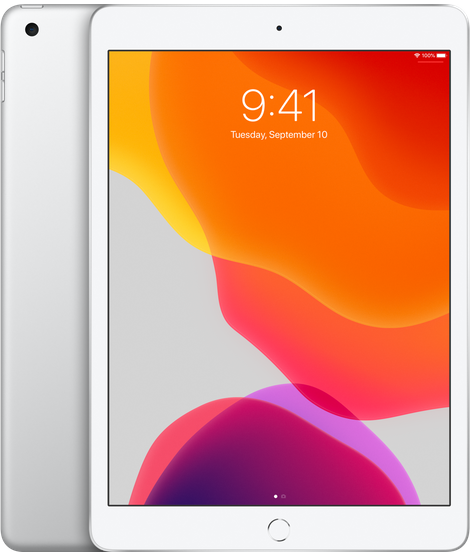 iPad Gen 7 (2019) Wifi 32GB Silver