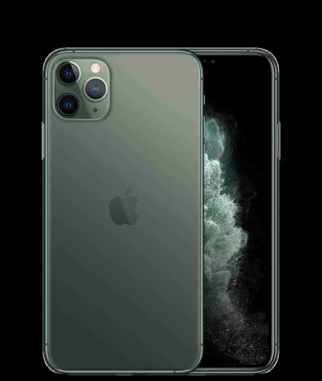 iPhone 11 Pro Max 64GB (Mỹ - LL/A) Midnight Green - Bảo hành 12 tháng
