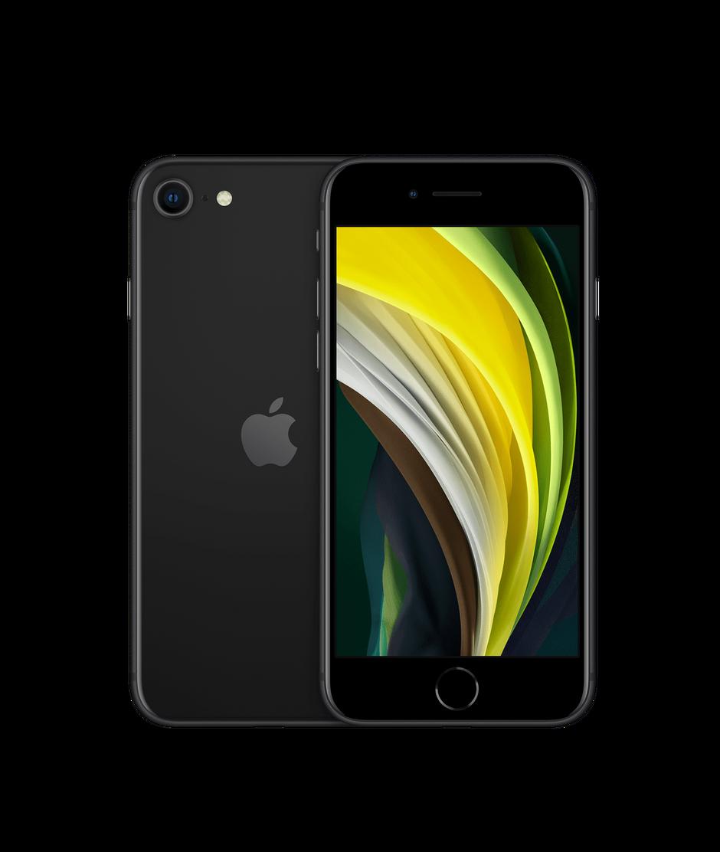 iPhone SE 2020 Black 256GB -12 tháng 1 đổi 1 - Tặng ốp lưng Spigen
