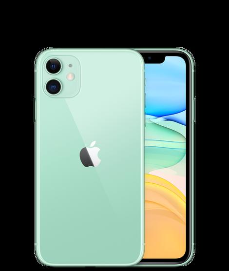 iPhone 11 Green 64GB ( Mỹ - LL/A ) Bảo hành 12 tháng