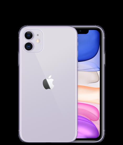 iPhone 11 Purple 64GB ( Mỹ - LL/A ) Bảo hành 12 tháng
