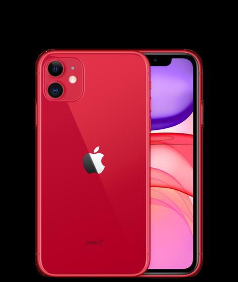 iPhone 11 Red 64GB ( Mỹ - LL/A ) Bảo hành 12 tháng