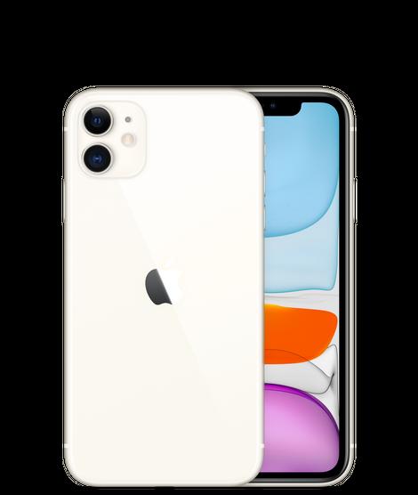 iPhone 11 White 64GB ( Mỹ - LL/A ) Bảo hành 12 tháng