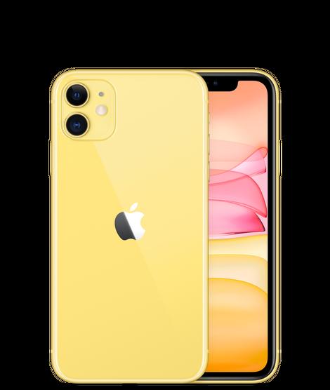 iPhone 11 Yellow 64GB ( Mỹ - LL/A ) Bảo hành 12 tháng