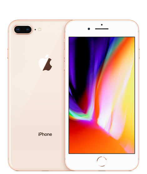 iPhone 8 Plus 128GB Gold ( Mỹ - LL/A )