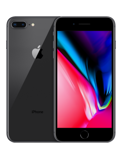 iPhone 8 Plus 128GB Space Gray ( Mỹ - LL/A )