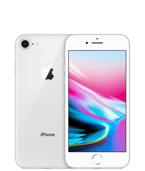 iPhone 8 64GB SILVER ( Mỹ - LL/A )