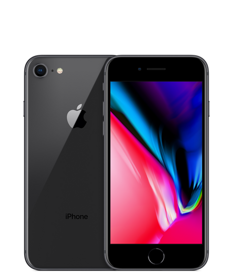 iPhone 8 128GB Space Gray ( Mỹ - LL/A )