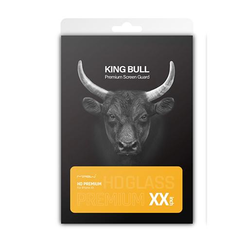 Dán cường lực MiPow Kingbull Premium HD (2.7D) NEW iPhone XS / XS MAX / 11 / 11 Pro / Pro MAX