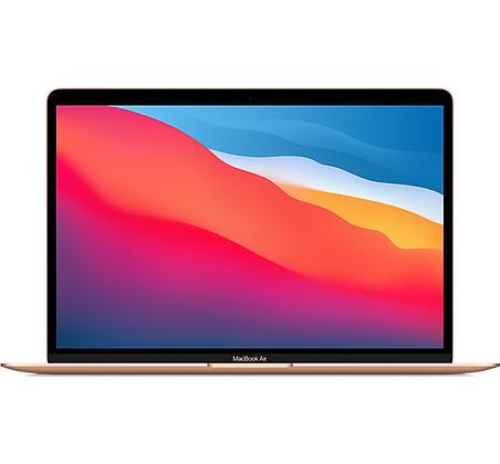 Macbook Air 2020 M1 256GB Gold MGND3 ( Mỹ - BH 12 tháng )