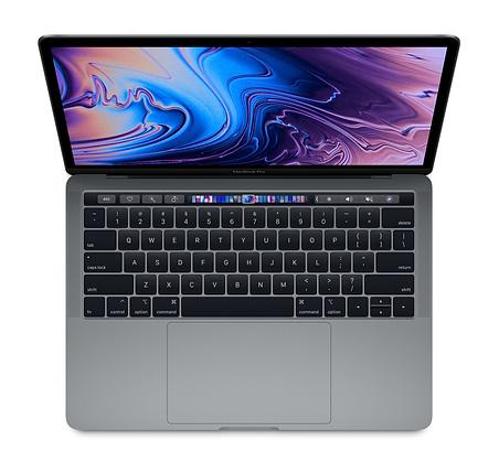 "Macbook Pro 2019 13.3"" OPTION i7 1.7Ghz 256GB Space Gray - Z0W40LL/A"