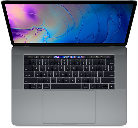 "Macbook Pro 15"" 2018 Space Gray 256GB MR932 ( Mỹ - LL/A )"