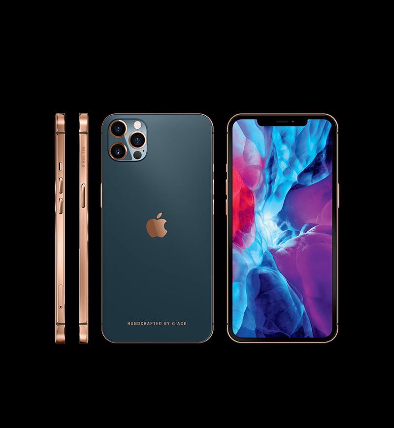 iPhone 12 Pro Mix Rose Gold