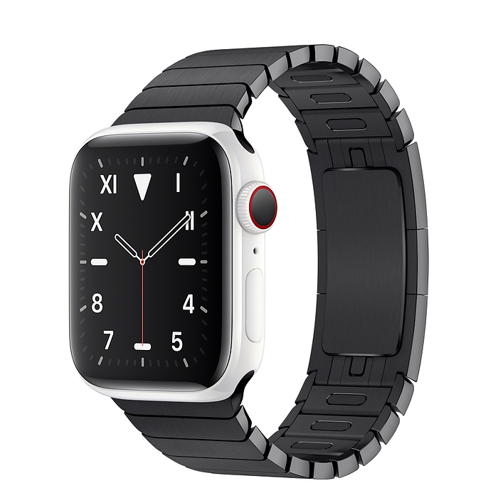 Apple Watch 5 Ceramic 40mm With Space Gray Link Bracelet