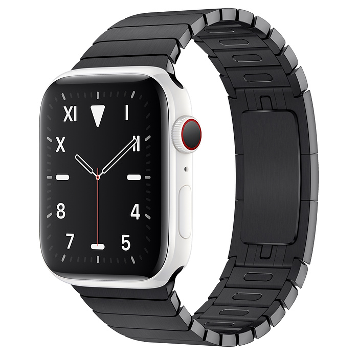 Apple Watch 5 Ceramic 44mm With Space Gray Link Bracelet