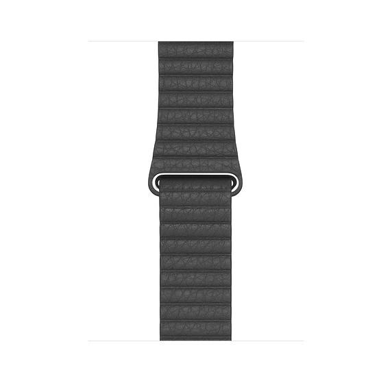 Dây 44mm Black Leather Loop ( Chính hãng )