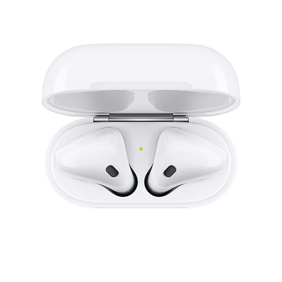 Tai nghe AirPods 2 hỗ trợ Sạc Không Dây