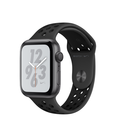 AW4 GPS 44MM Nike+ Space Gray Aluminum Case with Anthracite/Black Nike Sport Band