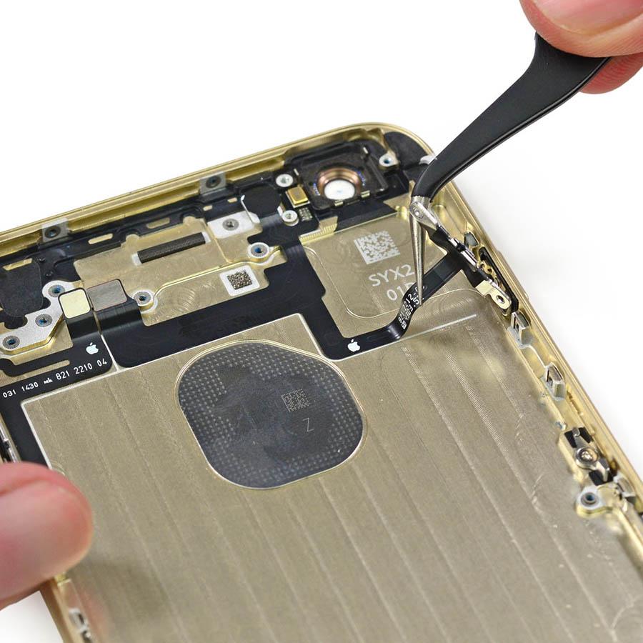 Thay dây nguồn iPhone 6 Plus