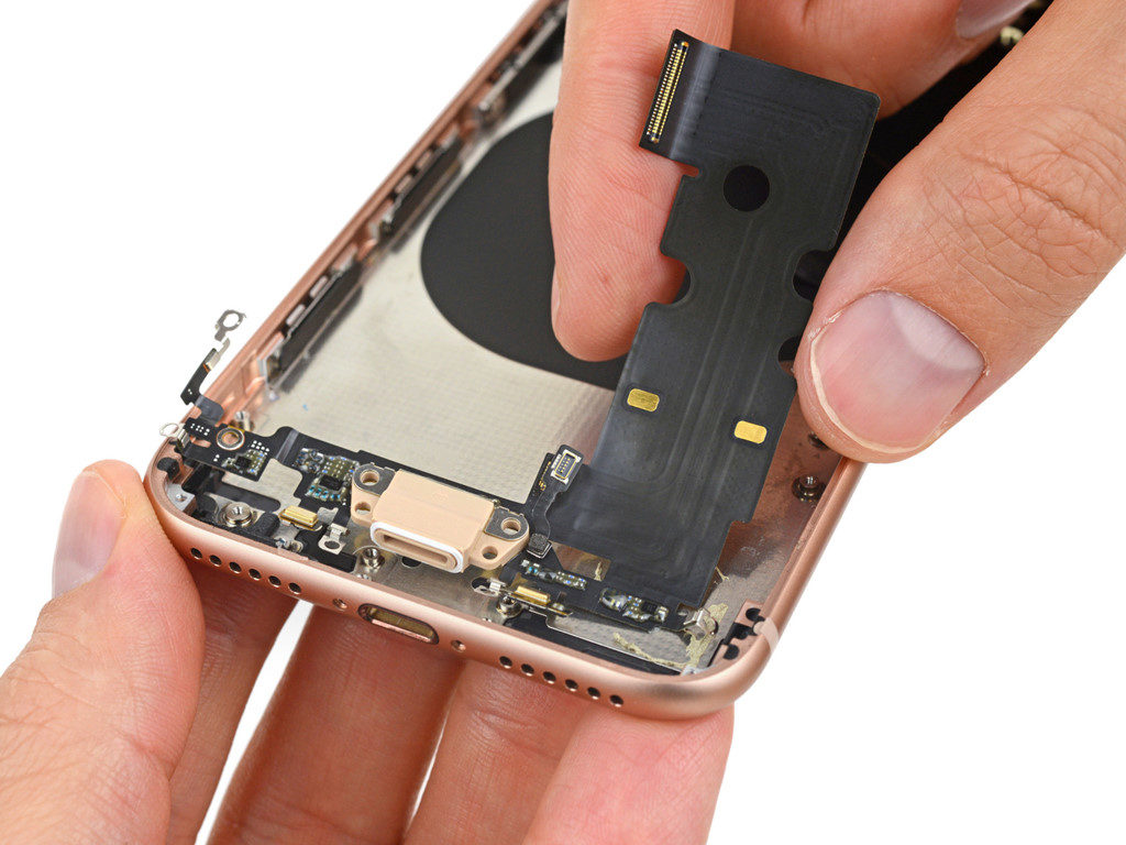 Thay cáp sạc iPhone 8 Plus ( Zin )