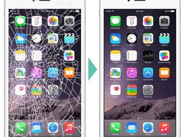 Ép Kính iPhone 7