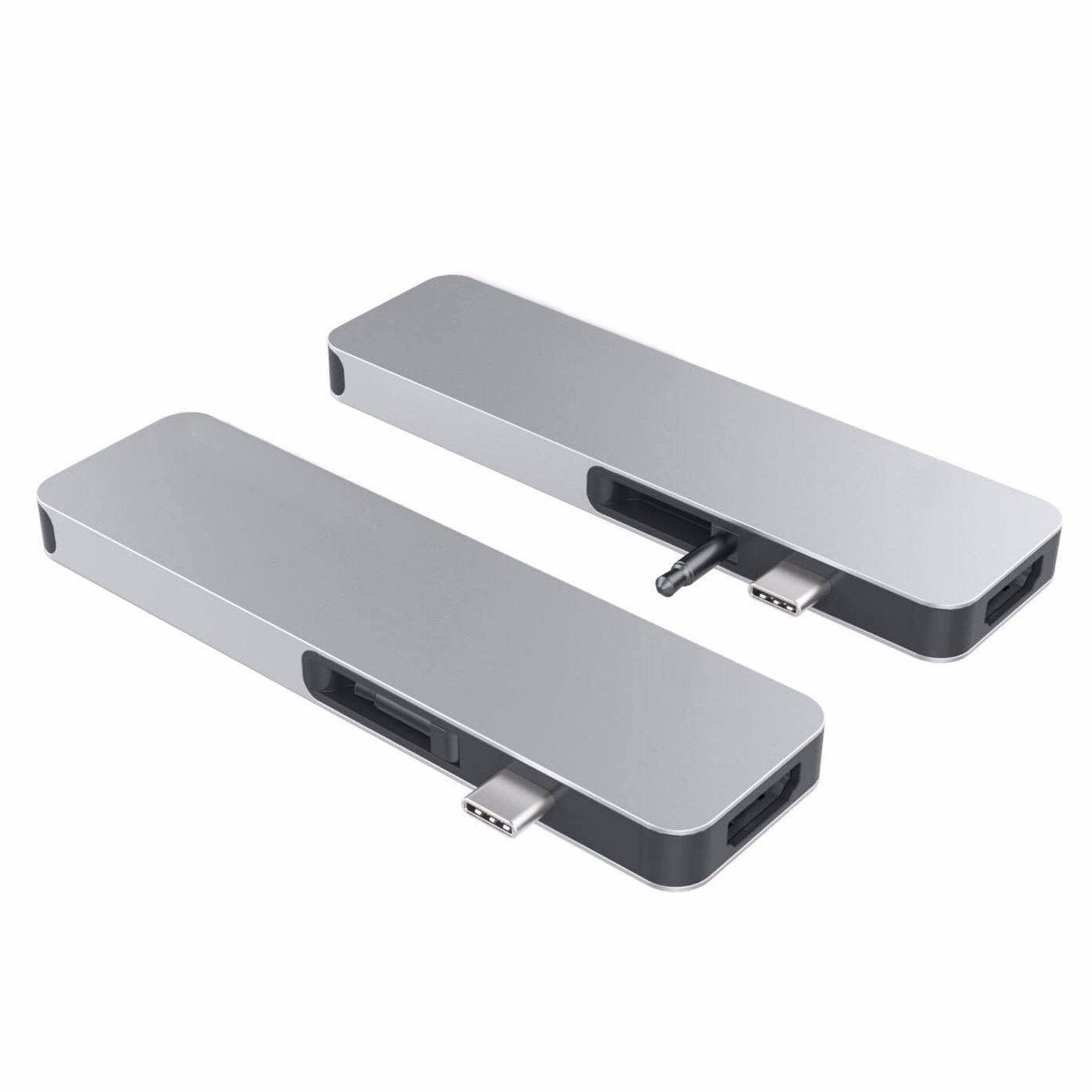 HyperDrive SOLO 7-in-1 USB-C Hub - GN21D