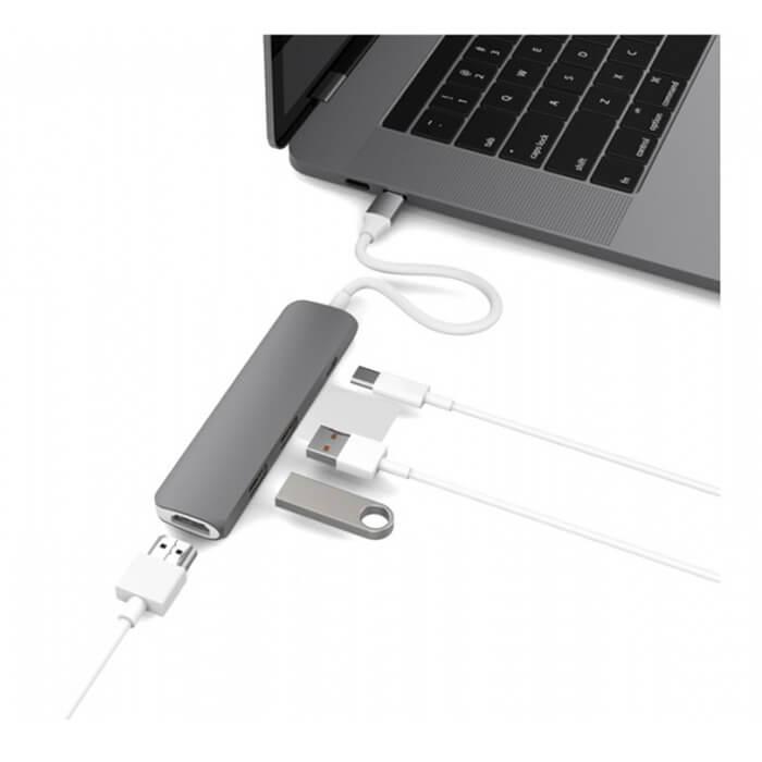 HyperDrive HDMI 4K USB-C Hub - GN22B
