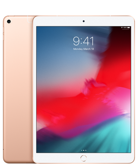 iPad Air 2019 LTE 64GB Gold