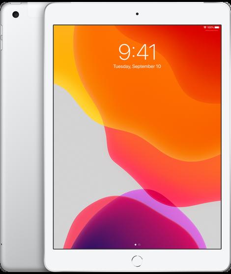 iPad 10.2 Cellular 32GB Silver