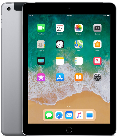 iPad 2018 Cellular 32GB Space Gray