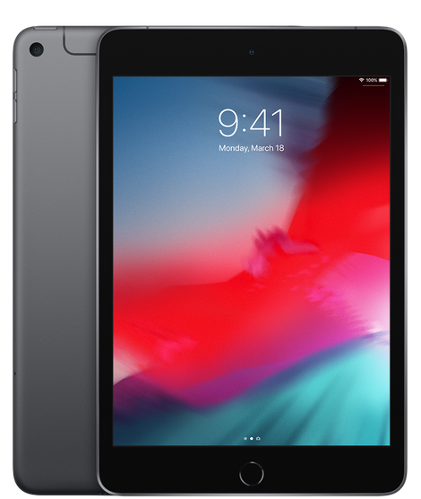 iPad Mini 2019 LTE 64GB Space Gray