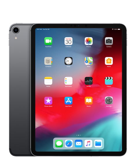 iPad Pro 11 WIFI 64GB Space Gray