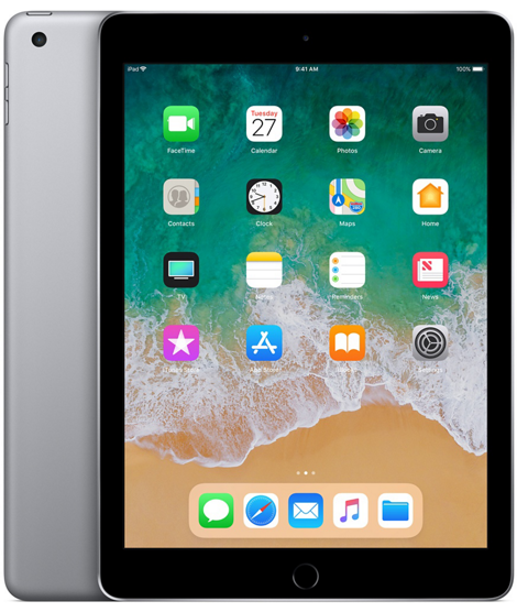 iPad 2018 Wifi 32GB Space Gray