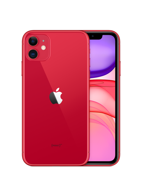 iPhone 11 Red 64GB ( Mỹ - LL/A )