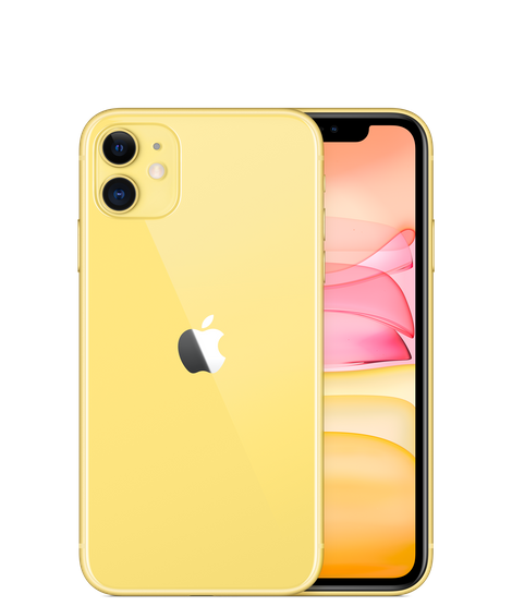 iPhone 11 Yellow 64GB ( Mỹ - LL/A )